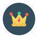 Crown Medal Prize Icon