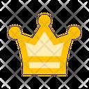 Crown Corona King Icon