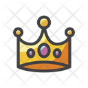 Crown Circlet Coronet Icon