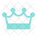 Crown King Premium Icon