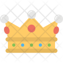 Crown Gold King Icon