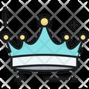 Crown Headgear Gold Crown Icon