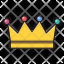 Crown Reward Premium Icon