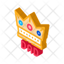Father Crown Dad Icon