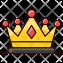 Crown Headgear Royalty Icon
