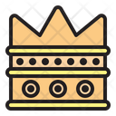 Monarchy King Royal Icon