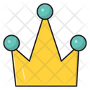 Crown Party Decoration Icon
