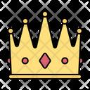 Crown Vip Birthday Icon