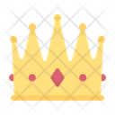 Crown Vip Birthday Icon
