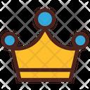 Award Achievement Crown Icon