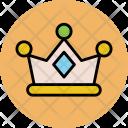 Crown King Kingdom Icon