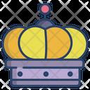 Crown King Royal Crown Icon