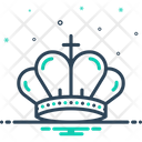 Crown Diadem Frontlet Icon