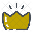 Crown King Layer Icon