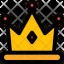 Crown King Royal Icon