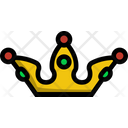 Crown Birthday Party Icon