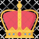 Crown King Fantasy Icon