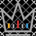 Crown Winner Royal Icon