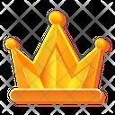 Jewel Crown Headwear Icon