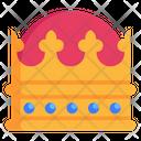 Coronet Crown Tiara Icon