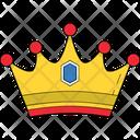 Headgear Star Crown Nobility Icon