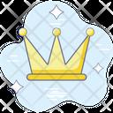 Award Trophy Crown Icon