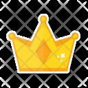 Crown Gold Royal Icon