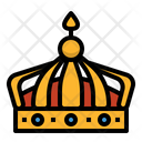 Crown King Queen Icon