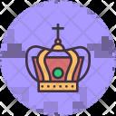 Crown Jesus Christ Icon