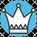 Crown Headgear Royal Icon