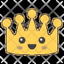 Crown Emoji Icon