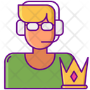 Crown Player Icon