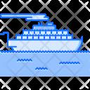 Ship Motor Vessel Icon