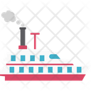 Cruise Liner Cruise Ship Luxury Cruise Liner Icon