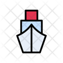 Cruise Ship Cargo Icon