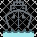 Cruise Marine Sea Icon