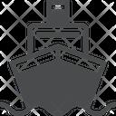 Ship Boat Goods Boat Icon
