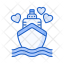 Cruiser Cruise Boat Icon