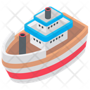 Cruiser Boat Icon