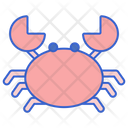Crustacean Crab Sea Food Icon