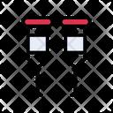 Crutch Walker Treatment Icon