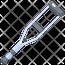 Crutches Crutch Medical Icon