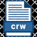 Crw file Icon