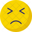 Mind Smiley Expression Icon