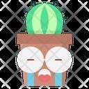 Cry Sad Emoji Icon