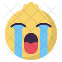 Cry Sad Emoji Icon