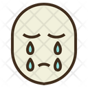 Cry Tear Sad Icon
