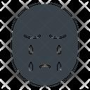 Cry Tear Sad Icon