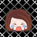 Tear Sad Unhappy Icon