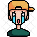 Cry Crying Face Icon